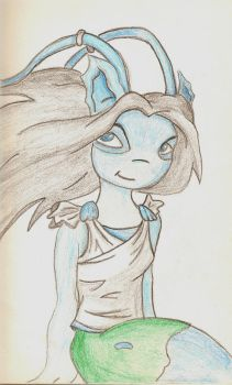Isca by dratini-chan