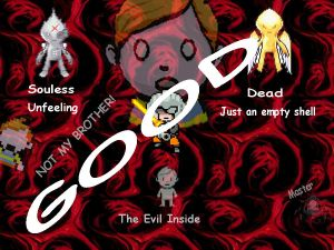 Mother 3 Unused Ending [Lucas' Nightmare] (GOOD E) by Ron900123 on