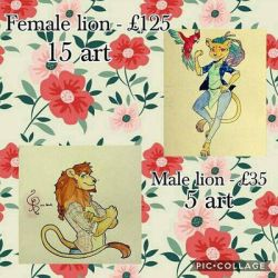Character for trade/sale  by ladylazy15