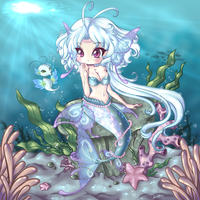 Under the Sea by Candy-DanteL