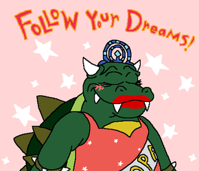 Follow Your Dreams by GreggJanus