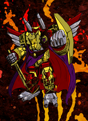 Beast General Predaking by Drancron