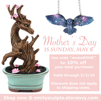 Mother's Day Sale by emilySculpts
