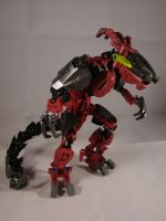 Crimson Raptor by Mate397