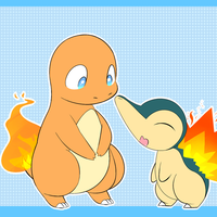 Pair of fire starters by shayanbes