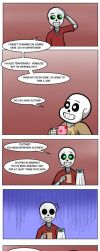 Undertale Green Chapter 3 Page 24 by FlamingReaperComic