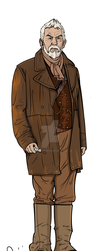 The War Doctor by Ismar33