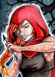 ACEO [#40] Elyeana by Ra-Punzelle