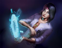 Netrunner: Omni-drive by Jumpei