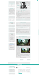 Blogspot template Never let her go by MySensitiveHeart