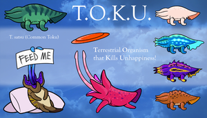 Tokus For All! by DinoHunter2