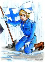 APH Independence by MaryIL