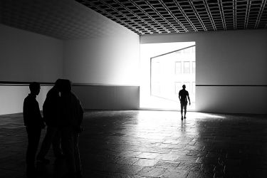 In the Empty Room I by patrick-brian