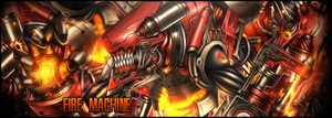 Fire Machine by aguilaz