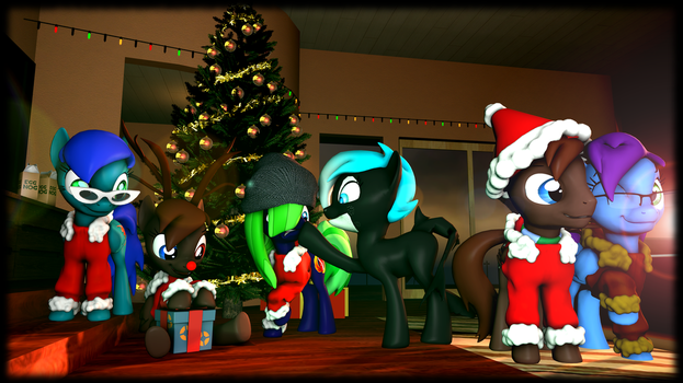 Merry Christmas And Stuff by Project-88