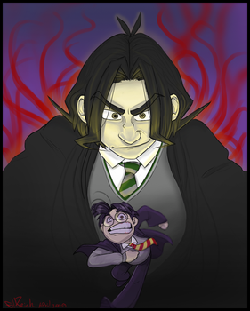 James Potter's Nightmare by gilll