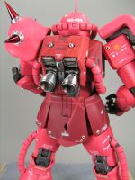Char's Zaku II Full Back by GameraBaenre