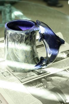 Dolphin Mug by ZoSoLover202
