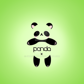 GREEN PANDA by SwagSagwa