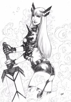 Magik by Deilson