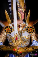 Swordmaster photoshoot at JE 3 by MysteriousMaemi