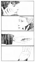 The Reichenbach Fall Tribute by boxOFjuice
