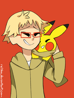 OWEN AND HAPPY by relyon