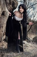 The Witcher - Yennefer of Vengerberg_3 by GreatQueenLina