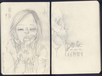 Caderno p.II by infamousgoddess-draw