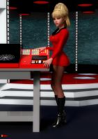 Janice Rand by sodacan
