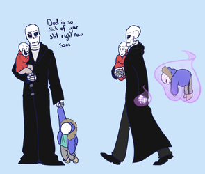 No Sans by QueensDaughters