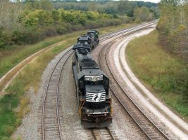 October 4th Railfan Trip 4: Heading Out by lonewolf3878