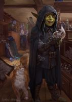 Critical Role - Nott the Brave by Darantha