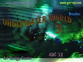 ADC-Brushes 22-Underwater 3 by 4sundance