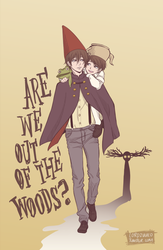 Over The Garden Wall: Wirt and Greg by germanmissiles