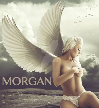 Morgan Angel by JERRYARTZDESIGN