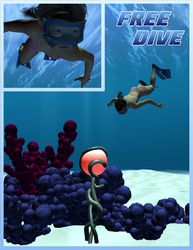 Free Dive 01 by Skalla-Grimm