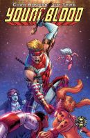 YOUNGBLOOD #2 cover Image Comics by le0arts