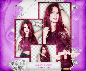 Dulce Maria - Pack Png #O3 by TheNightingale01