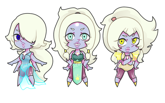 OPALS! by MeloPearl