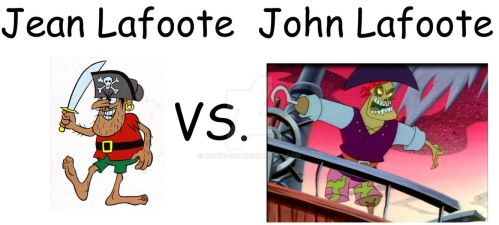 Lafoote Vs. Lafoote by ARTIST-SRF