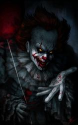 Pennywise by Anariel27