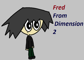 Fred From dimension 2 by jonathann10