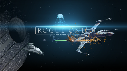 STARWARS Rogue One - Rebel Down - (G@BRIELGR@Y) by GBRIELGRY