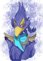revali's gay is now ready by CosmiccFlower