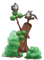 Random Pokemon #11 Sudowoodo and Starlys