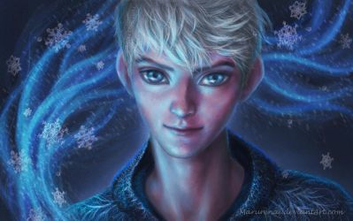 Jack Frost by marurenai