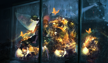 OUTSIDE by Nhat-Minh