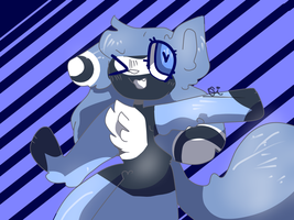 blue baby- commission by anagiovanna