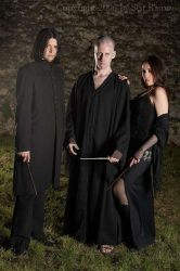 Death-Eaters by professorSnape